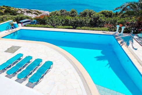 Seafront Villa in Attica for Sale