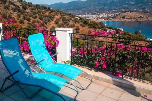 Seaview Villa poros Island, Near Athens, Greek Island Property for sale 20