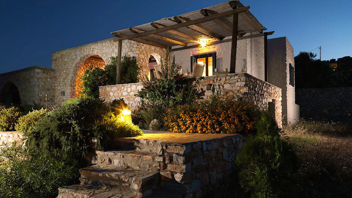Stone Built Property Paros, Cyclades Greece