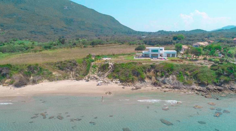Super Waterfront Villa in Corfu Island, Corfu Homes, Property Corfu Greece 15