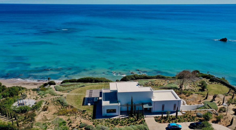 Super Waterfront Villa in Corfu Island, Corfu Homes, Property Corfu Greece