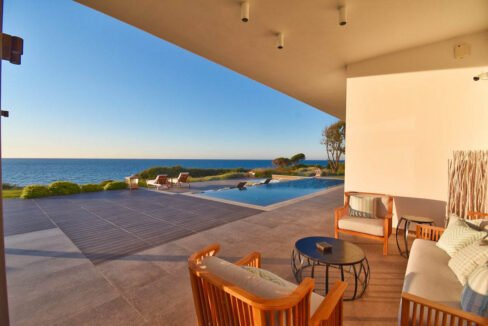 Super Waterfront Villa in Corfu Island, Corfu Homes, Property Corfu Greece 38