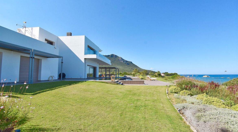 Super Waterfront Villa in Corfu Island, Corfu Homes, Property Corfu Greece 47