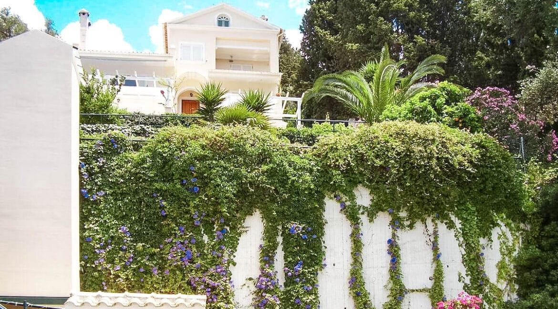 Villa For Sale Corfu Greece. Seafront Corfu Property for Sale. Corfu Homes 1