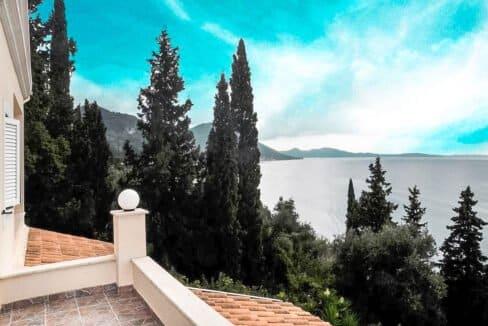 Villa For Sale Corfu Greece. Seafront Corfu Property for Sale. Corfu Homes 10