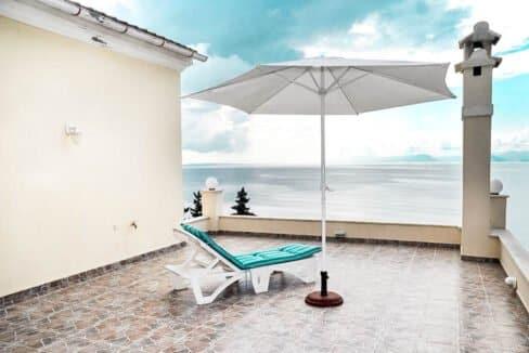 Villa For Sale Corfu Greece. Seafront Corfu Property for Sale. Corfu Homes 12