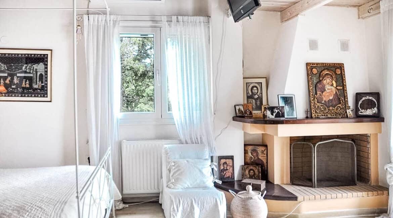 Villa For Sale Corfu Greece. Seafront Corfu Property for Sale. Corfu Homes 15