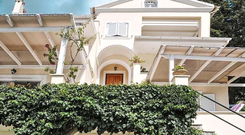Villa For Sale Corfu Greece. Seafront Corfu Property for Sale. Corfu Homes 19