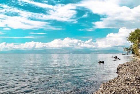 Villa For Sale Corfu Greece. Seafront Corfu Property for Sale. Corfu Homes 3