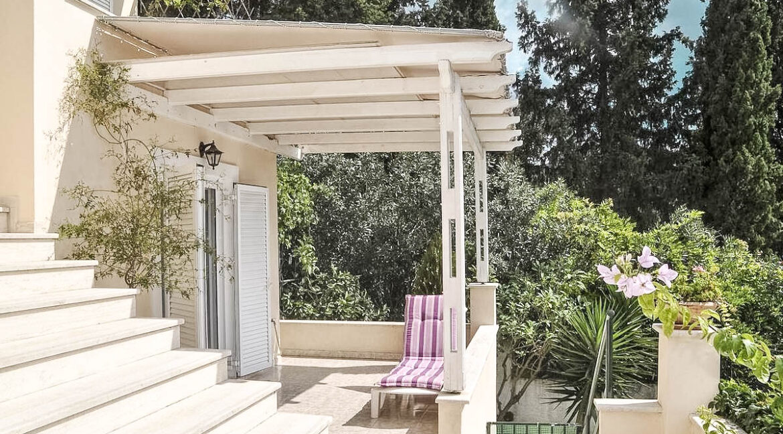 Villa For Sale Corfu Greece. Seafront Corfu Property for Sale. Corfu Homes 4