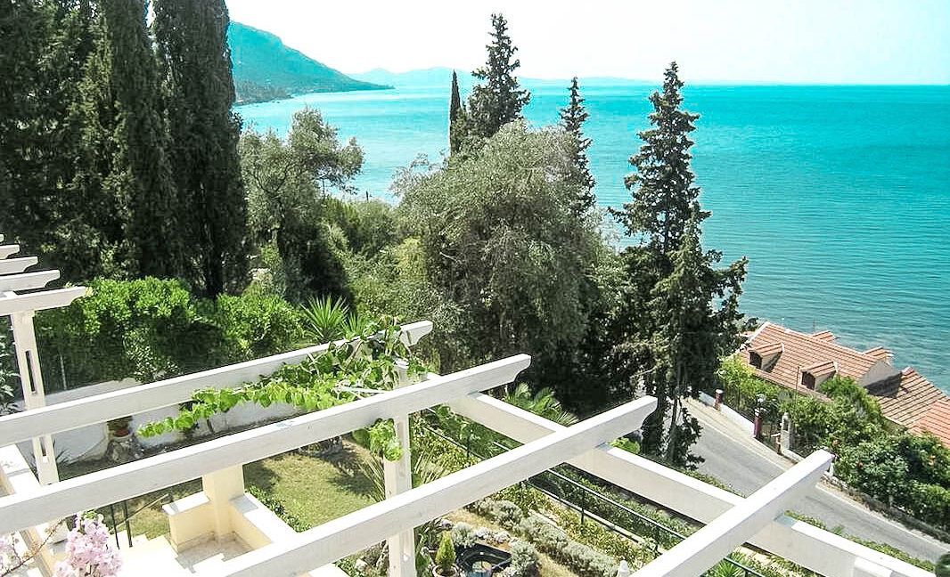 Villa For Sale Corfu Greece. Seafront Corfu Property for Sale. Corfu Homes 5