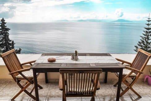Villa For Sale Corfu Greece. Seafront Corfu Property for Sale. Corfu Homes 9