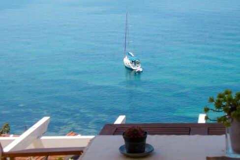 Villa For Sale Corfu Greece. Seafront Corfu Property for Sale. Corfu Homes. House with Sea View in Corfu Greece