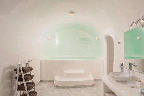 Villa For Sale in Santorini Island. Cave House Imerovigli Santorini 11
