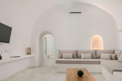 Villa For Sale in Santorini Island. Cave House Imerovigli Santorini 5