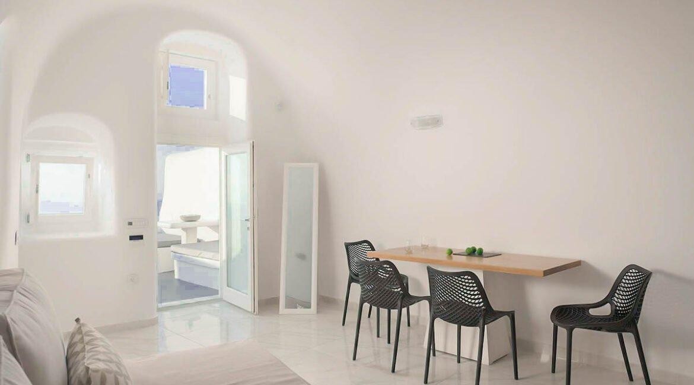 Villa For Sale in Santorini Island. Cave House Imerovigli Santorini 8