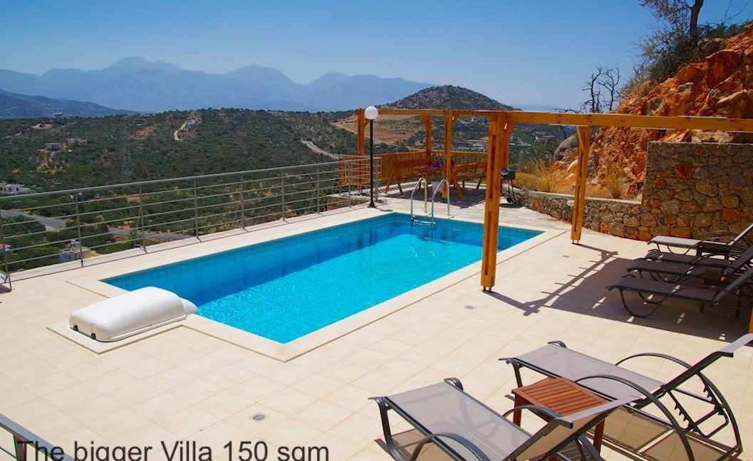 Villa for Sale Agios Nikolaos Crete, Houses for Sale Crete Greece