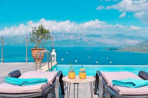 Villa for Sale Lefkada Greece, Greek Properties for sale, Lefkas Realty 20