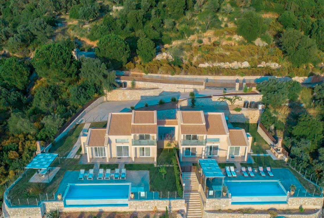 2 Villas for Sale Lefkada Greece
