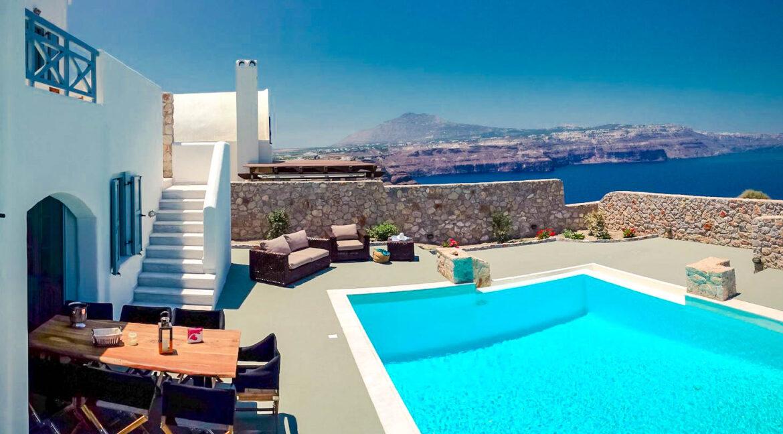 Villa for Sale in Santorini Caldera Akrotiri 1