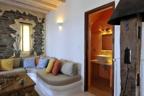 Villa in Paros with panoramic views. Luxury Estates in Paros Greece, Luxury Properties Paros Greece 14
