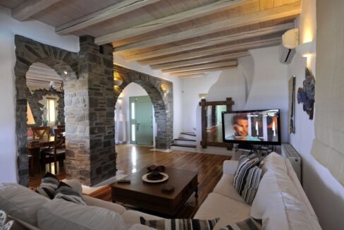 Villa in Paros with panoramic views. Luxury Estates in Paros Greece, Luxury Properties Paros Greece 17
