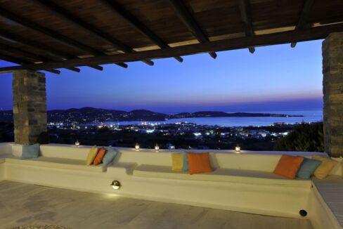 Villa in Paros with panoramic views. Luxury Estates in Paros Greece, Luxury Properties Paros Greece 18