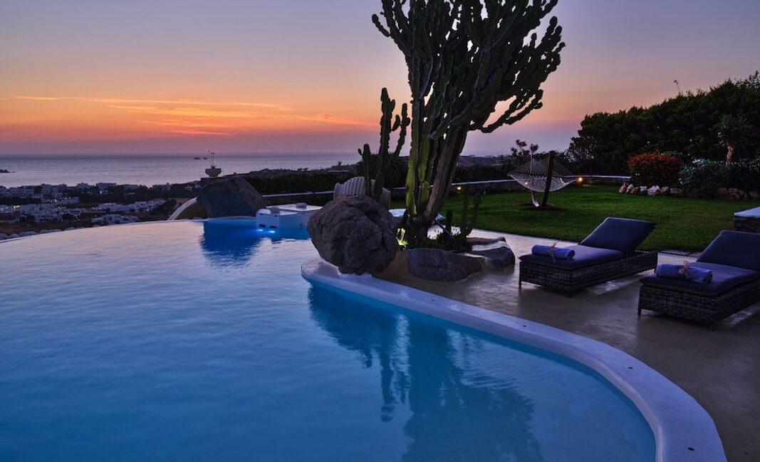 Villa in Paros with panoramic views. Luxury Estates in Paros Greece, Luxury Properties Paros Greece 19