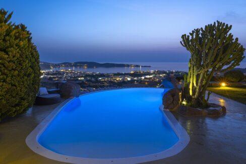 Villa in Paros with panoramic views. Luxury Estates in Paros Greece, Luxury Properties Paros Greece 23