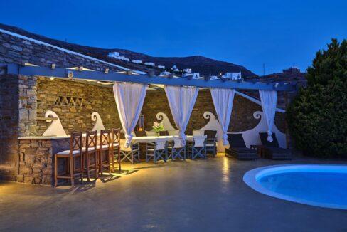 Villa in Paros with panoramic views. Luxury Estates in Paros Greece, Luxury Properties Paros Greece 24