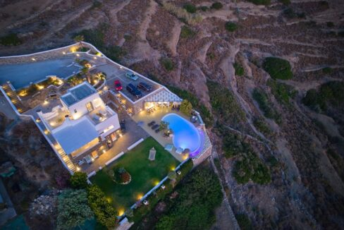Villa in Paros with panoramic views. Luxury Estates in Paros Greece, Luxury Properties Paros Greece 27