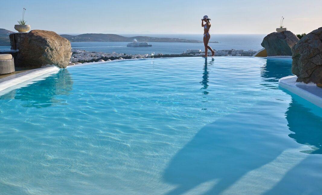 Villa in Paros with panoramic views. Luxury Estates in Paros Greece, Luxury Properties Paros Greece 29