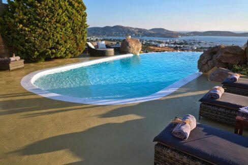 Villa in Paros with panoramic views. Luxury Estates in Paros Greece, Luxury Properties Paros Greece 30