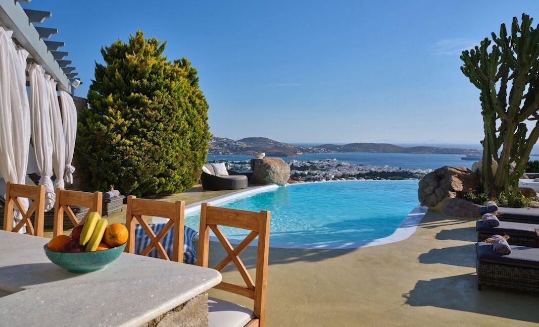 Villa in Paros with panoramic views. Luxury Estates in Paros Greece, Luxury Properties Paros Greece 31