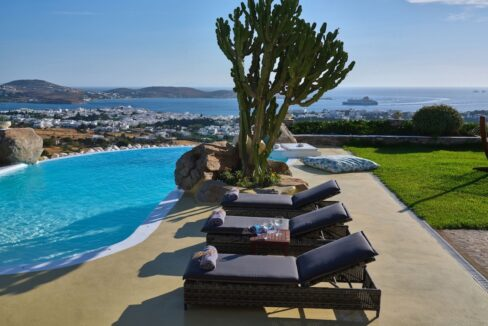Villa in Paros with panoramic views. Luxury Estates in Paros Greece, Luxury Properties Paros Greece 33