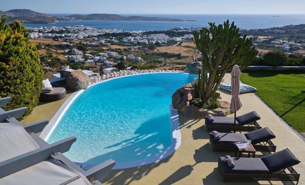 Villa in Paros with panoramic views. Luxury Estates in Paros Greece, Luxury Properties Paros Greece 34