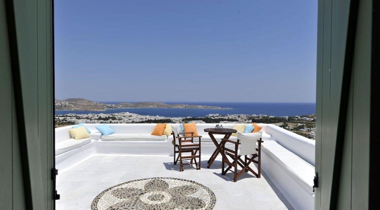 Villa in Paros with panoramic views. Luxury Estates in Paros Greece, Luxury Properties Paros Greece 6