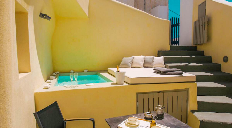 Villa in Pyrgos Santorini operating as hotel, Property in Santorini 1