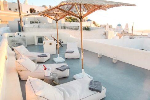 Villa in Pyrgos Santorini operating as hotel, Property in Santorini 13