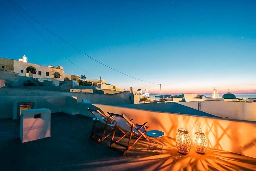 Santorini Land