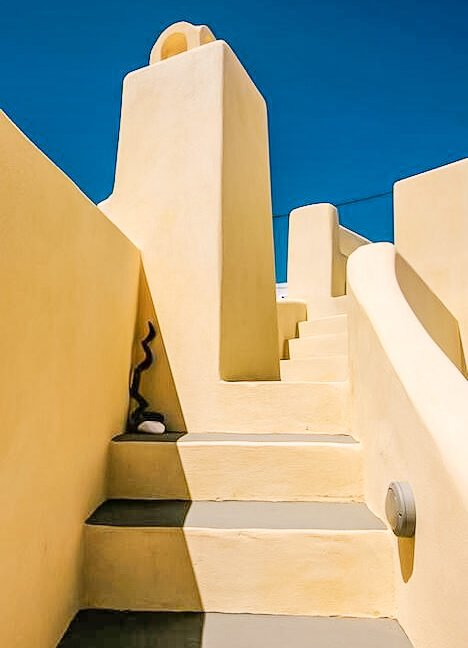 Villa in Pyrgos Santorini operating as hotel, Property in Santorini 4
