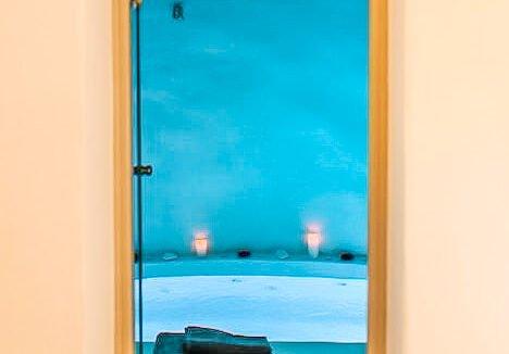 Villa in Pyrgos Santorini operating as hotel, Property in Santorini 6