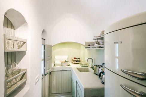 Villa in Pyrgos Santorini operating as hotel, Property in Santorini 9