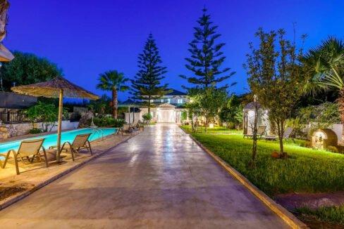 Villa near The sea Zante. Property in Zakynthos 48