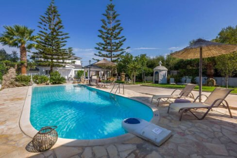 Villa near The sea Zante. Property in Zakynthos 49
