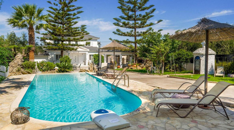 Villa near The sea Zante. Property in Zakynthos 55