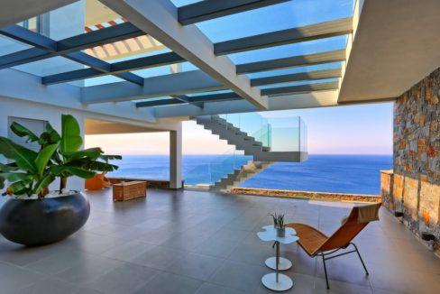 Villa on Sale, Crete Greece, Seafront Property in Crete for Sale 3