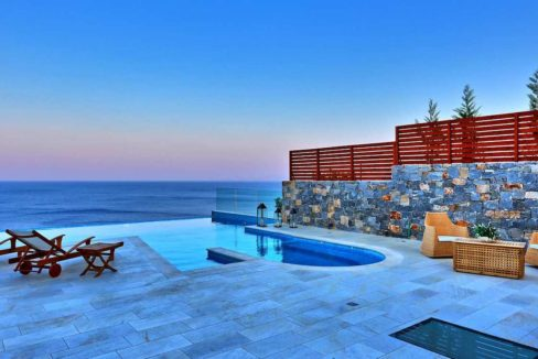 Villa on Sale, Crete Greece, Seafront Property in Crete for Sale 4