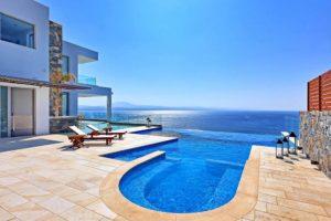 Villa on Sale, Crete Greece, Seafront Property in Crete for Sale