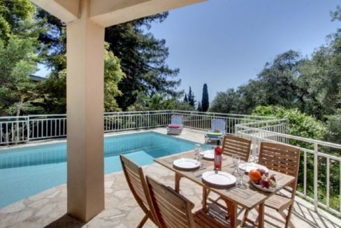 Villa with private pool, Nissaki Corfu, Corfu Property